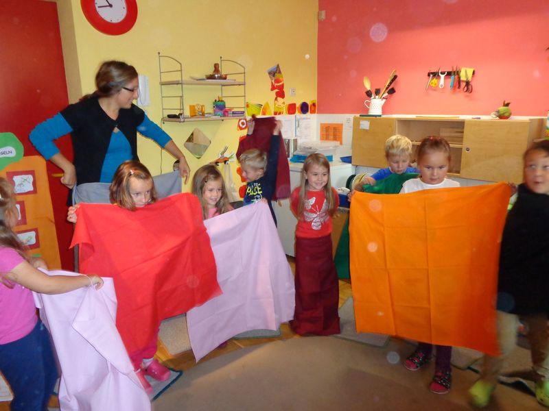 Kinderhaus und Vorschule Montessorischule Bayerwald