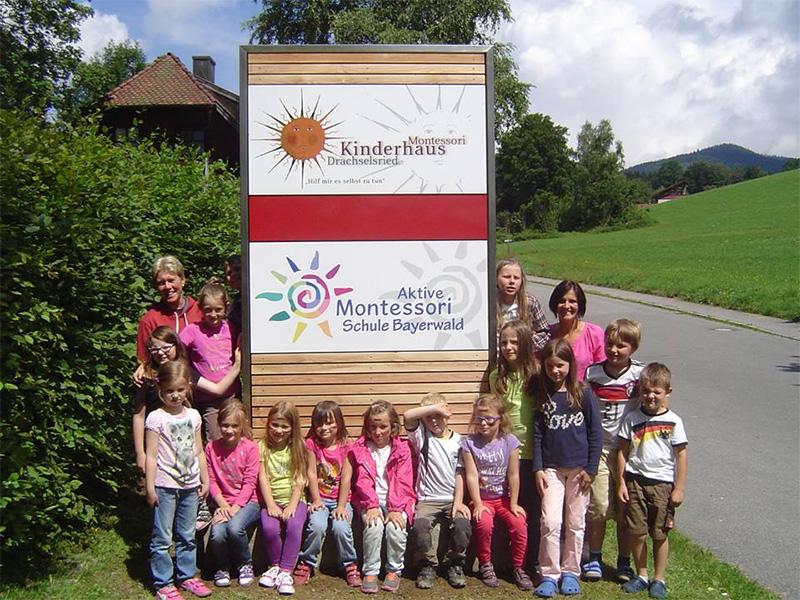 Montessori-Grundschule in Oberried